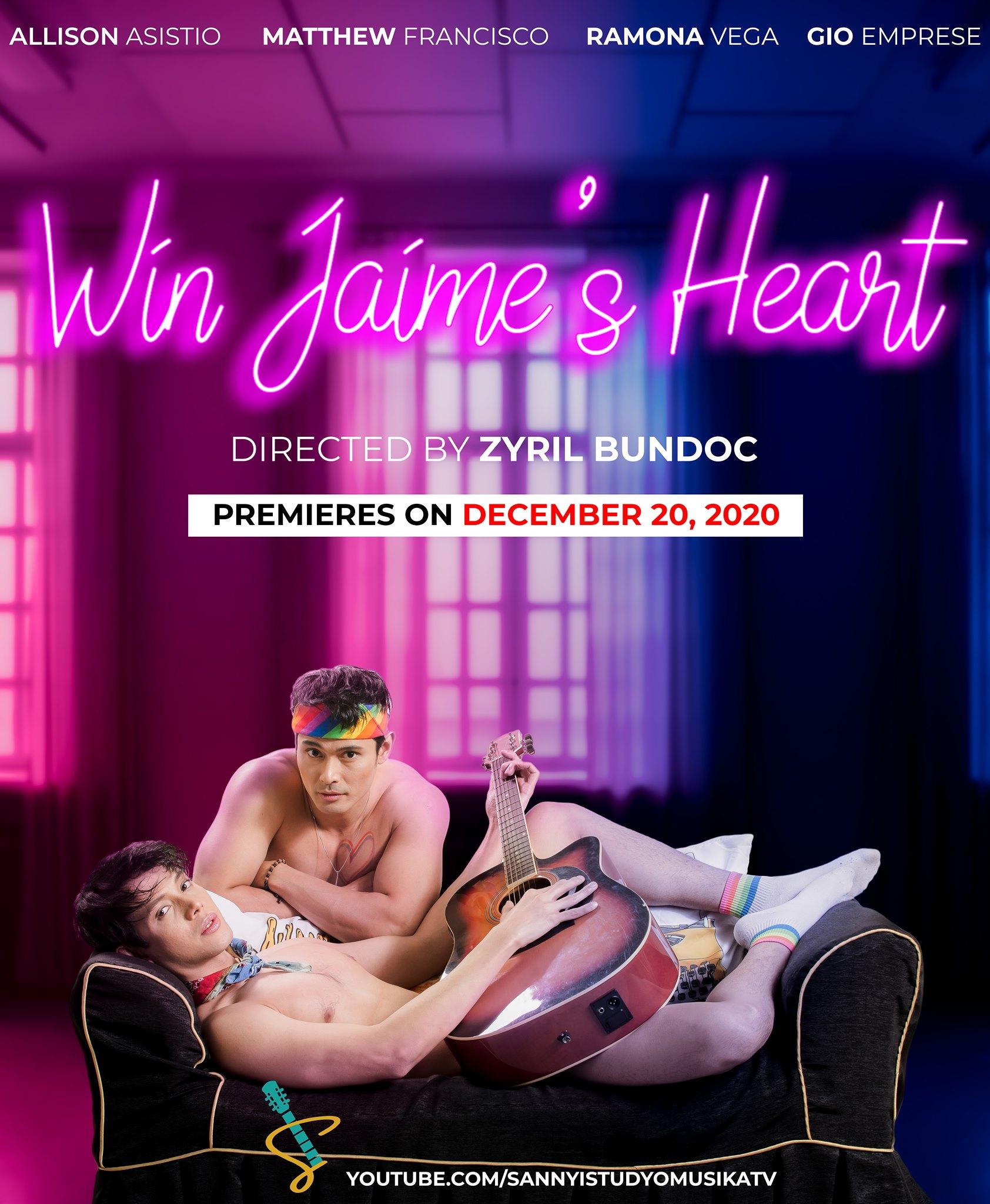 Win Jaimes Heart - Vietsub Thuyết Minh (2021)