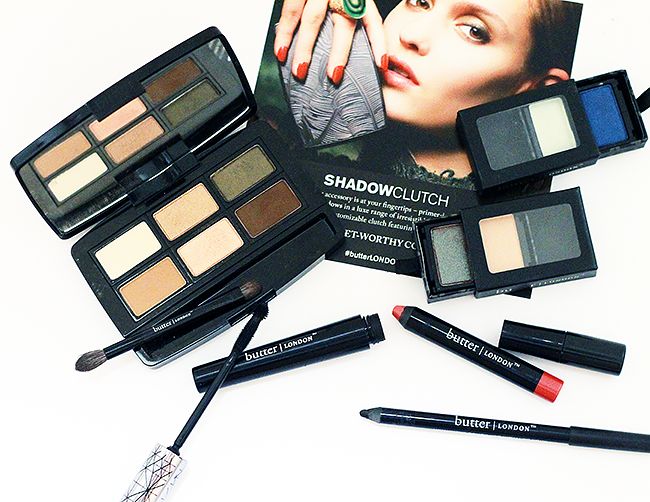 butter London Shadow Clutch Review