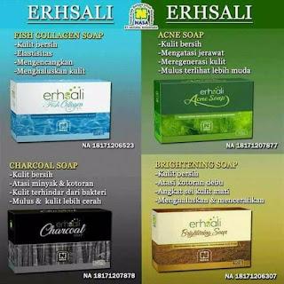 Sabun Ershali Anti Acne Anti Jerawat
