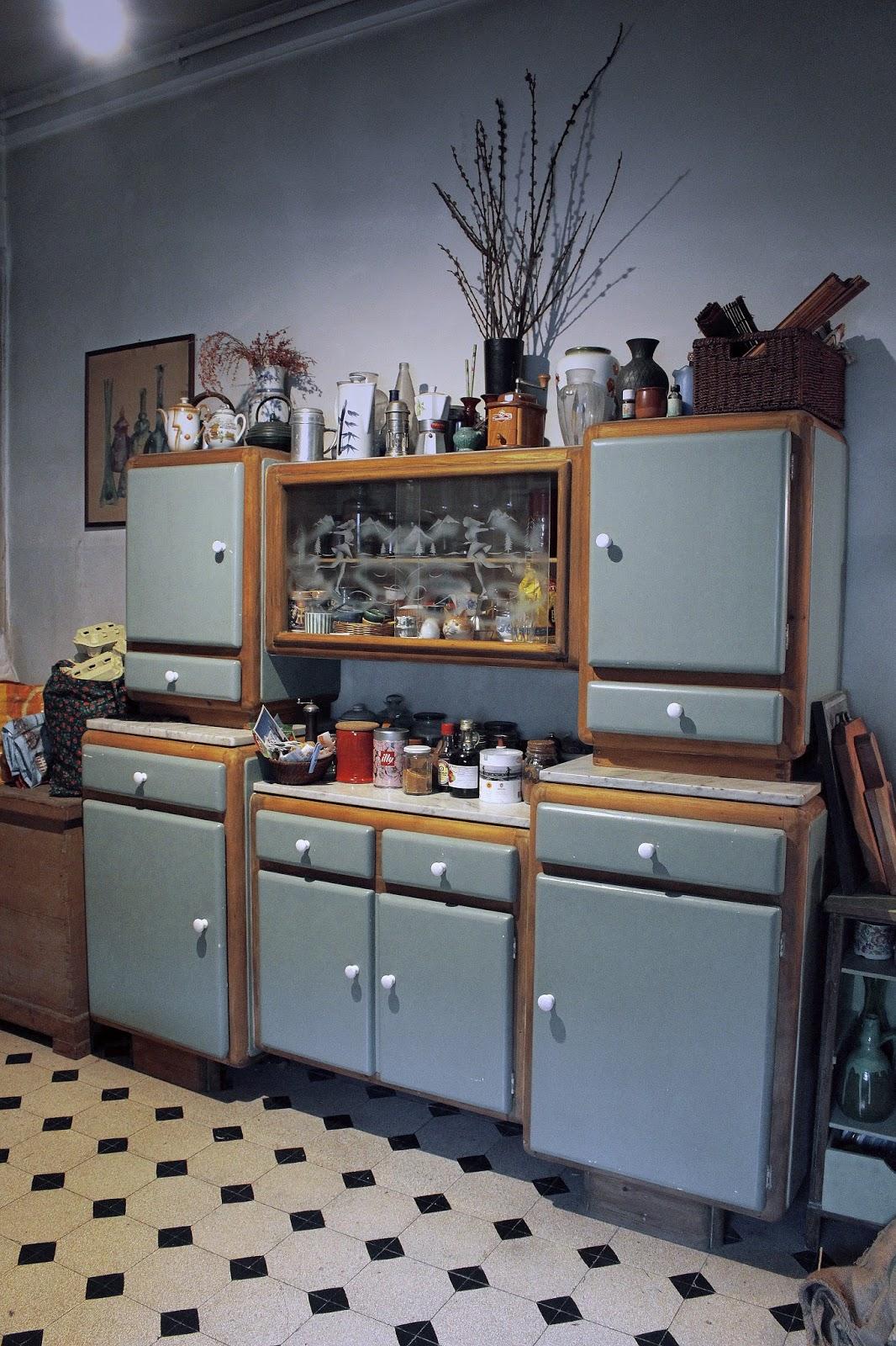 Emejing Credenza Cucina Anni 50 Gallery - Cannado.co - cannado.co