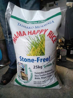See Photos Of Made In Nigeria Rice