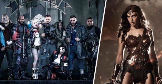 Suicide Squad: Wonder Woman iba a estar en Escuadrón Suicida
