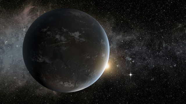 Researchers simulate conditions inside 'super-Earths'