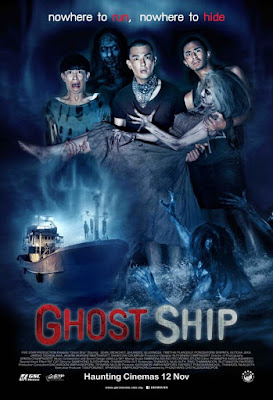 [ Eng Sub] Ghost Ship (2015) 1080p