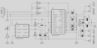 USB AUDIO INTERFACE CIRCUIT BASED DAC PCM2902 SCHEMATIC