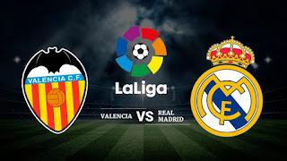 مشاهدة مباراة ريال مدريد وفالنسيا بث مباشر بتاريخ 02-12-2018 الدوري الاسباني