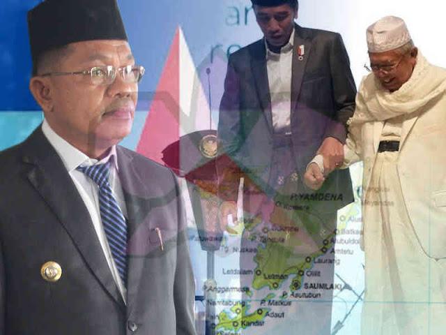 Terkait Dukungan ke Jokowi- Ma'aruf, Petrus Falolon Pilih Bungkam