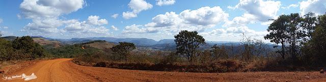Parque Nacional Serra do Cipó, Parque Estadual Serra do Intendente, Caminho dos Diamantes, Estrada Real