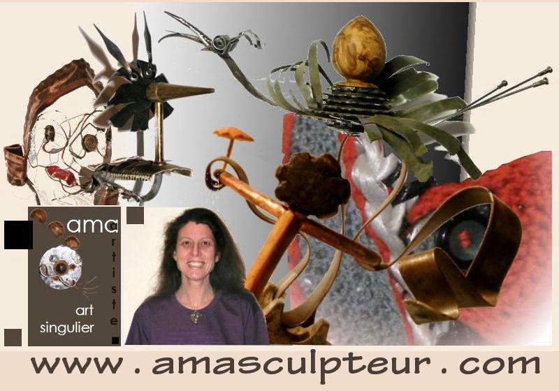 Ama sculpteur