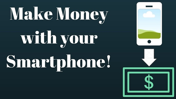 Make Money Online With Your Smartphone