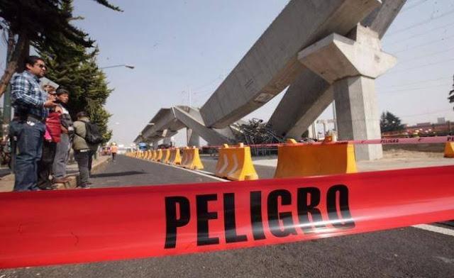 Construcciones tren Toluca