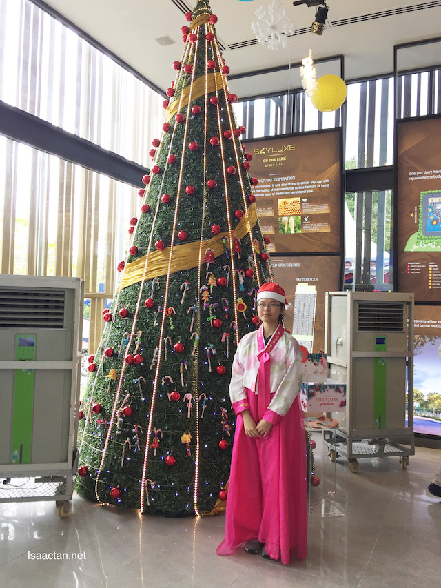 A Seoul-ful Christmas