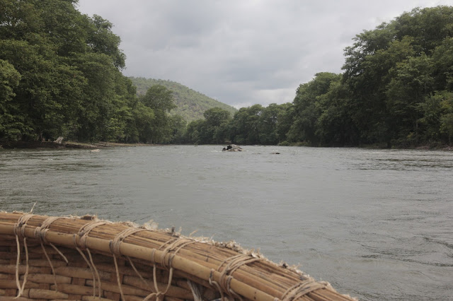 coracle rivière tamil inde