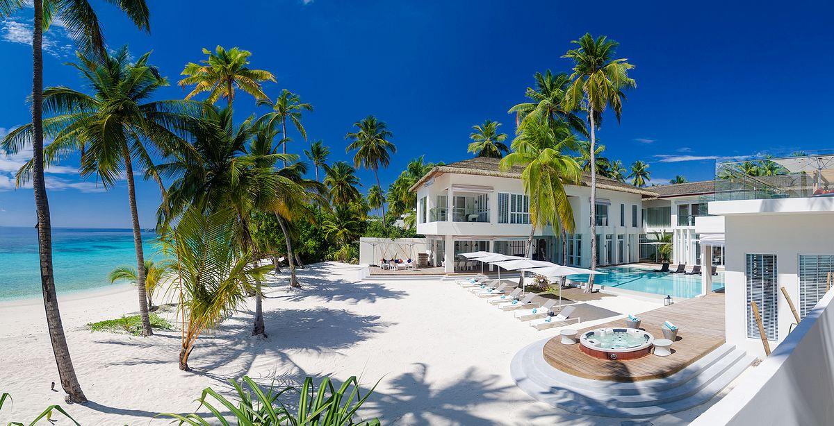 Passion For Luxury Amilla Beach Villa Residences Maldives
