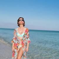 Cristina Ferreira de férias