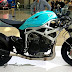 Dagger the 3D-Printed Motorcycle