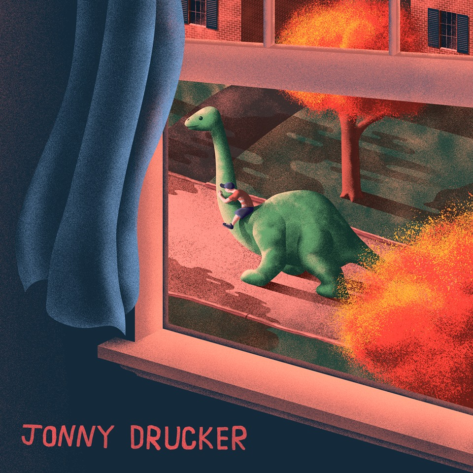 Featured Artist - Jonny Drucker