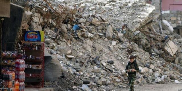 الاعلام الحربي: الجيش السوري يواصل عمليته العسكرية في الحجر الاسود ومخيم اليرموك