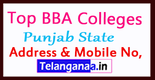 Top BBA Colleges in Punjab