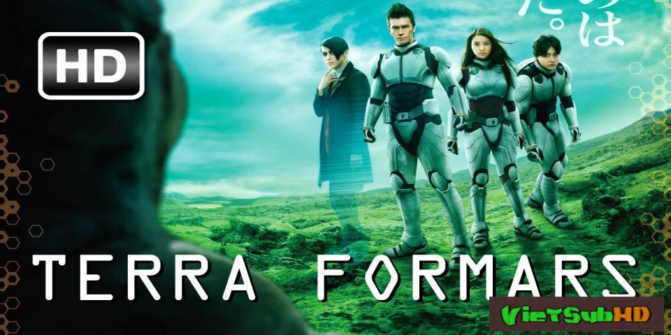 Phim Kế hoạch Terra Forming Tập 1 VietSub HD | Terra Formars 2016