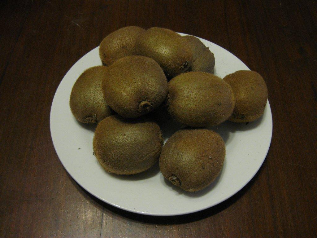 L'orto di Giada: Come far maturare i kiwi
