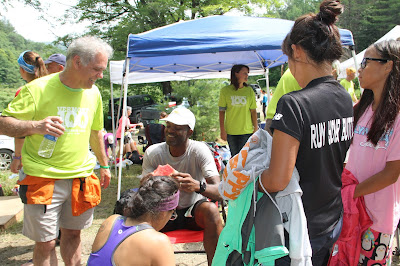 Vermont 100, ultramarathonn, run, ultrarun, Vermont, race, volunteers