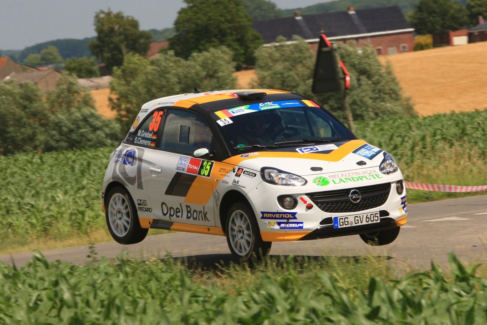ADAC Opel Rallye Cup 2015 298100 Το Opel ADAM R2 αποδεικνύεται σε αγωνιστικό εργαλείο Opel, Opel ADAM, Opel ADAM R2, Rally