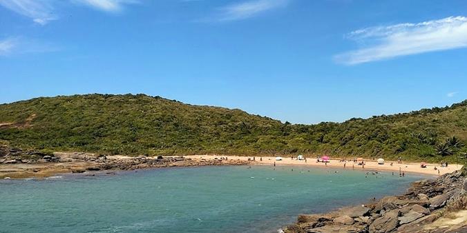 Praia do Ermitão - Guarapari