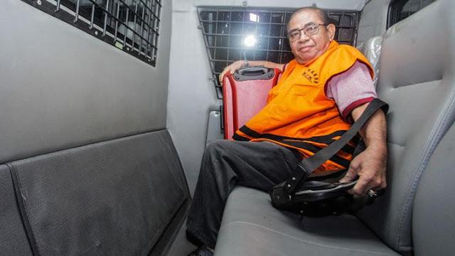Ada Sandi Al Quran dalam Kasus Suap DPRD Kalimantan Tengah