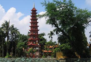 Ханой столица Вьетнама