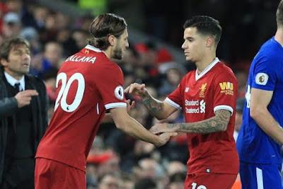Highlight Liverpool 1-1 Chelsea, 25 November 2017