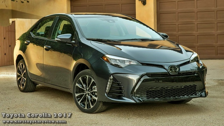 Toyota Corolla 2017 First Drive: This Boring Component Will Be Thrilled