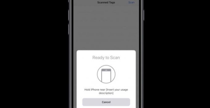 iPhone's NFC functionality to receive a major upgrade with