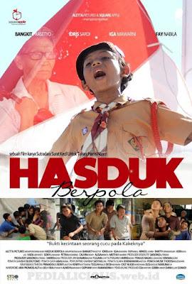 Sinopsis film Hasduk Berpola (2013)