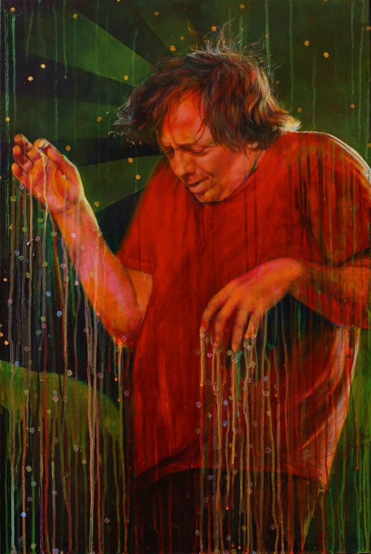 Thea Wolfe. Рисунки акварелью 10