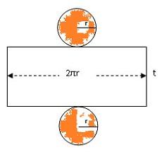 Jaring jaring Tabung - Rumusmatematika.org 4c855febd5