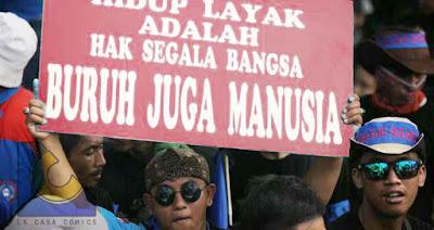 Daftar UMR dan UMK Jawa Timur