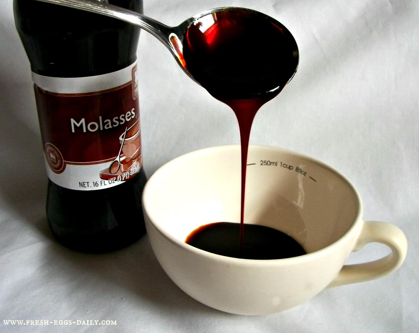 how to take blackstrap molasses