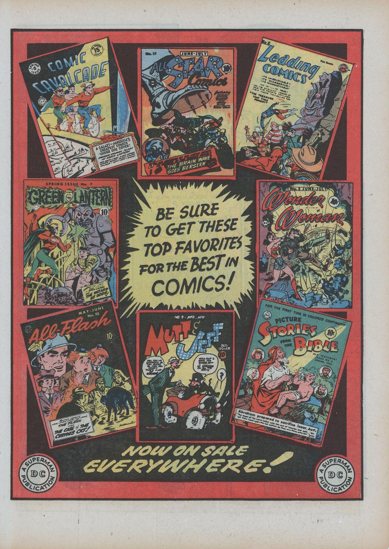 Read online World's Finest Comics comic -  Issue #10 - 41