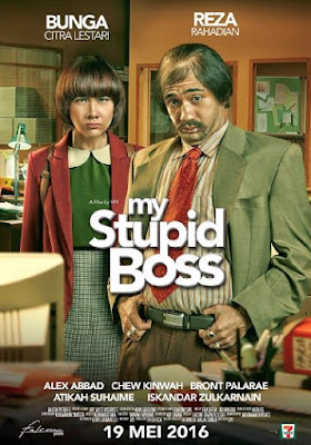 Free Download Film My Stupid Boss 2016