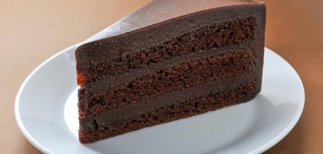 طرق عمل الكيك بالشوكولاتة