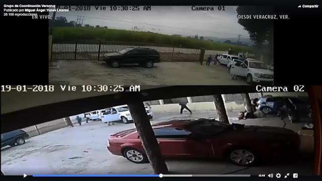 VIDEO,  Difunden vídeo de sicarios que descuartizaron a 9 personas en Xalapa y ejecutaron a otras cuatro; ofrecen recompensa de 1 mdp