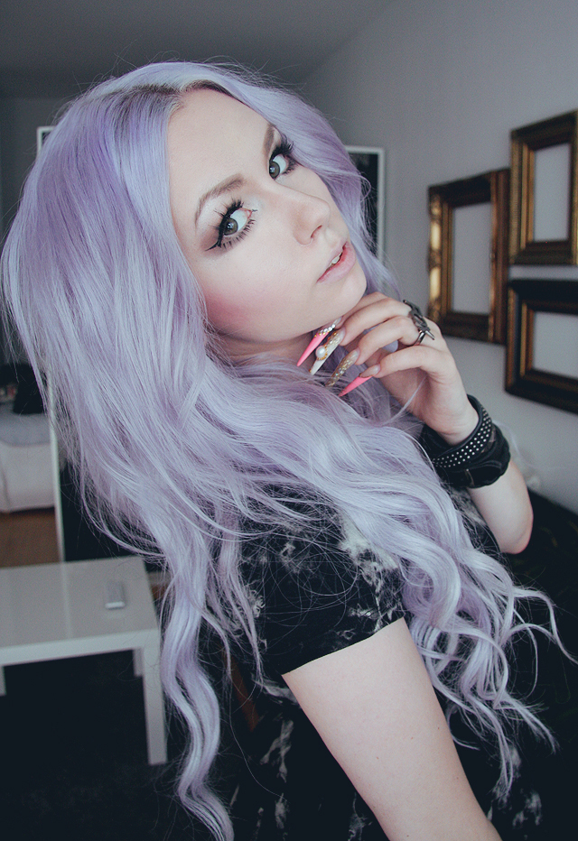 1000+ ideas about Pastel Lilac Hair on Pinterest | Lilac ...