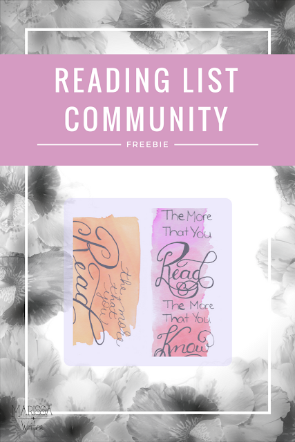 Reading Quote - free to Reading List Community members!