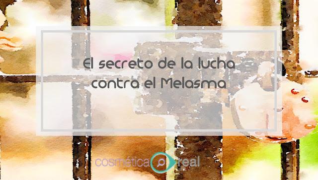 El secreto contra el melasma que nadie te cuenta