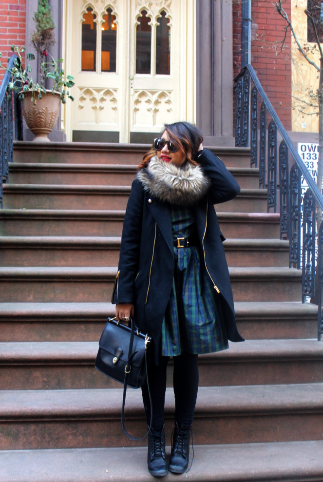 New york weather december what to wear