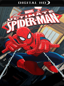 Ultimate Homem-Aranha 2012 – 1ª Temporada Completa Torrent Download – WEB-DL 720p Dual Áudio