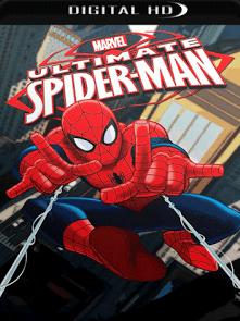 Ultimate Homem-Aranha 2012 – 1ª Temporada Completa Torrent Download – WEB-DL 720p Dual Áudio