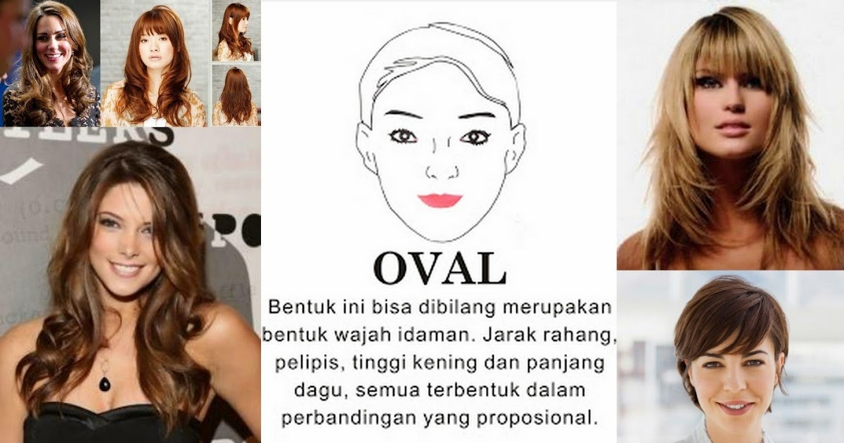 memilih+rambut+berdasarkan+wajah+oval