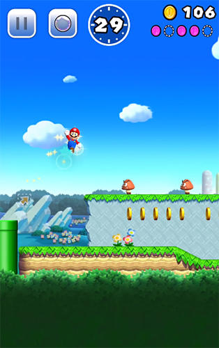 Download Game Super Mario Run V2.0.0 MOD Apk ( Unlocked )